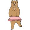 dancing bear Picture