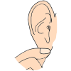 Earlobe Massage Picture