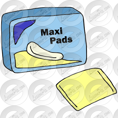 Maxi Pads Picture
