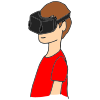 Virtual Reality Headset Picture