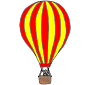 Hot Air Balloon Picture