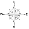 Compass Rose Picture