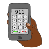 Dial 911 Picture