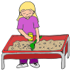 Sensory Table Picture