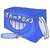 Tampon Box Picture