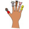 Finger Puppets Picture