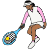 Tennis Player Picture