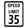 Speed+Limit_+pay+attention. Picture