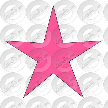Pink Star Picture