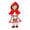 Little Red Riding Hood Picture