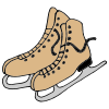 Ice Skates Picture