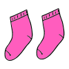 pair of socks Picture
