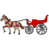Horse Drawn Carriage Picture