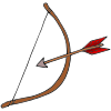 Bow and Arrow Picture