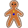Gingerbread Man Picture
