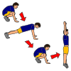 Burpees+jump+up. Picture