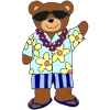 Caribbean Bear Picture