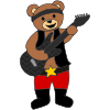 rock bear Picture
