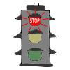 The+RED+Traffic+Light+means+you+stop. Picture