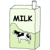 Milk Box Picture