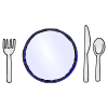Place Setting Picture