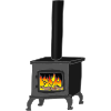 Wood Stove Picture