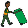Sanitation Worker Picture