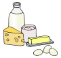 Dairy and Eggs Picture