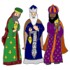 Three Wise Men Picture