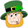 Silly Leprechaun Picture