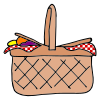 Picnic Basket Picture